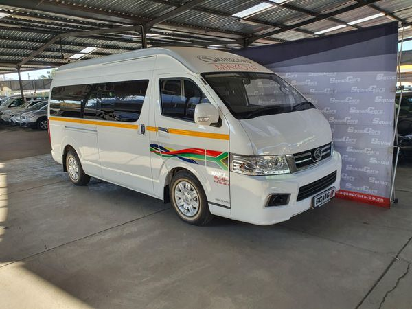 2018 Golden Journey Makoya KL 2.7i 16s Gauteng Pretoria_0