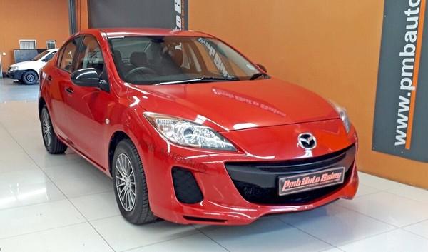 2013 Mazda 3 1.6 Original  Kwazulu Natal Pietermaritzburg_0