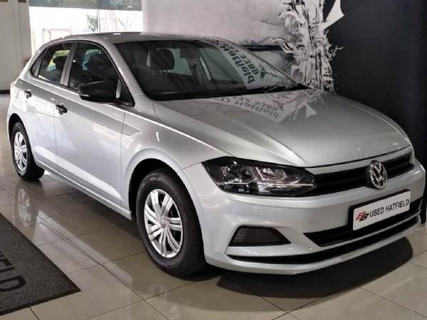 2018 Volkswagen Polo 1.0 TSI Trendline Gauteng Hatfield_0