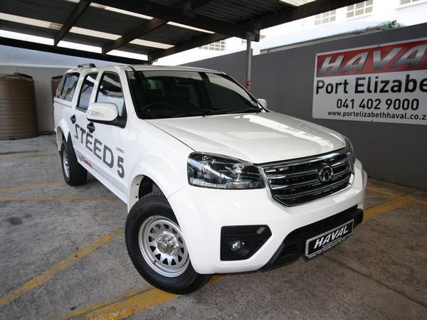 2020 GWM Steed 5 2.0 VGT SX Single Cab Bakkie Eastern Cape Port Elizabeth_0
