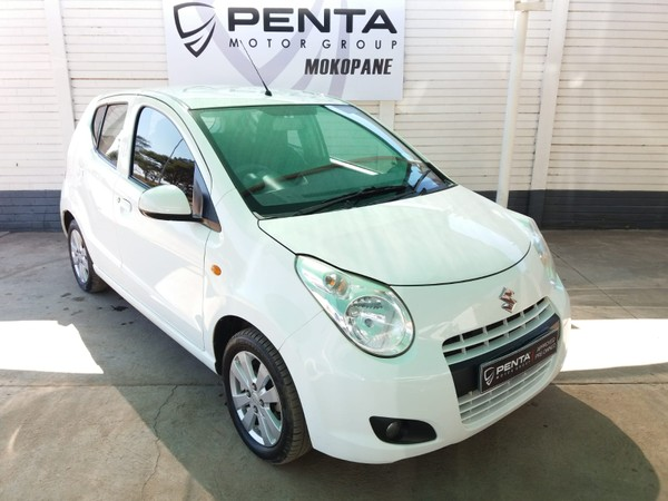 2011 Suzuki Alto 1.0 Gls  Gauteng Pretoria_0