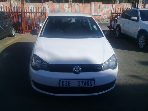 2013 Volkswagen Polo Vivo 1.6 Gauteng Johannesburg_0