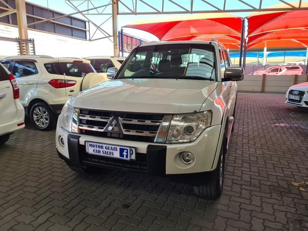 2009 Mitsubishi Pajero 3.2 Di-dc Glx At  Gauteng Vereeniging_0