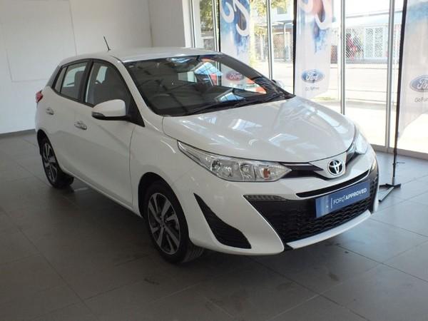 2018 Toyota Yaris 1.5 Xs CVT 5-Door Western Cape Robertson_0
