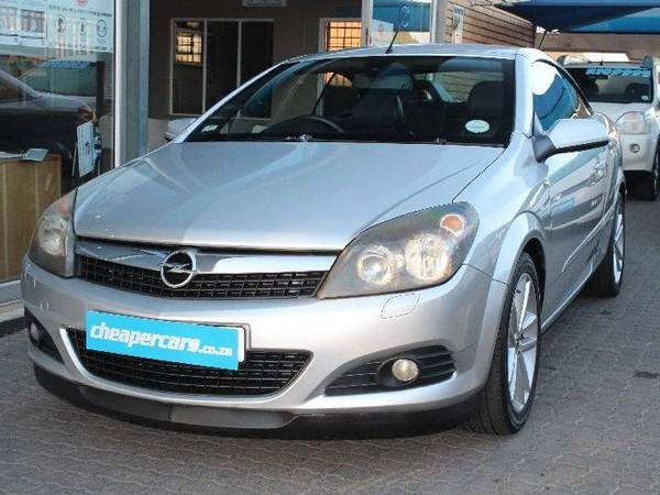 2007 Opel Astra Twintop 1.8 Enjoy  Western Cape Bellville_0