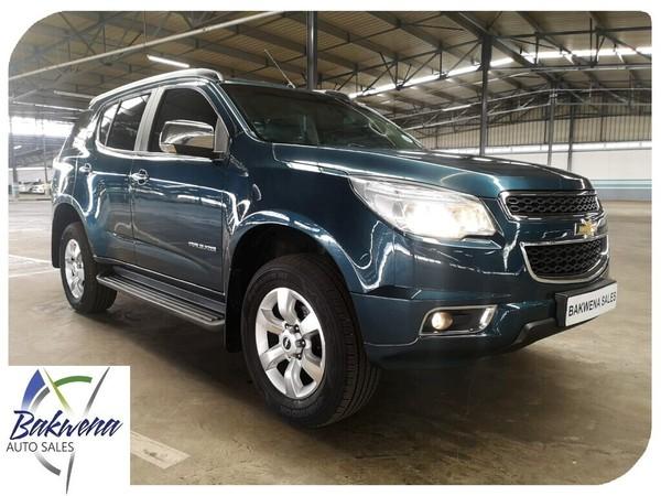 2014 Chevrolet Trailblazer 2.8 Ltz At  Gauteng Karenpark_0