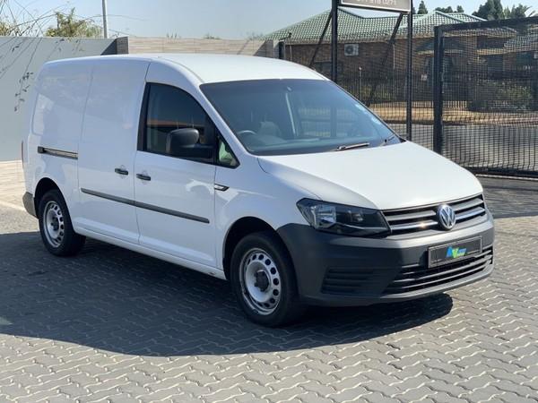 2018 Volkswagen Caddy MAXI 2.0TDi 81KW FC PV Gauteng Johannesburg_0