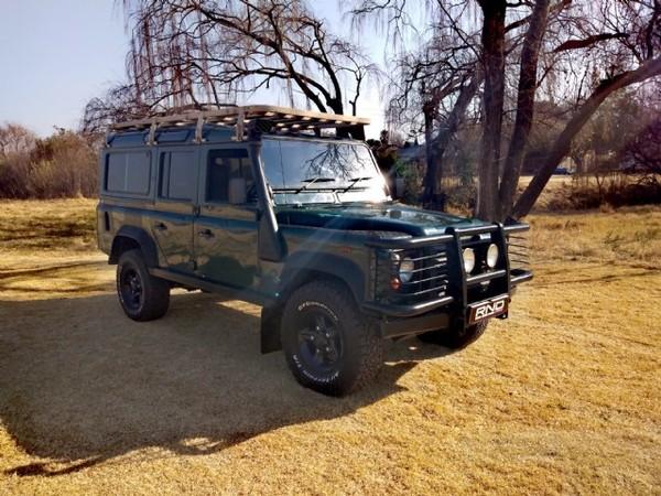 2002 Land Rover Defender 110 2.5 Tdi Csw  Gauteng Edenvale_0