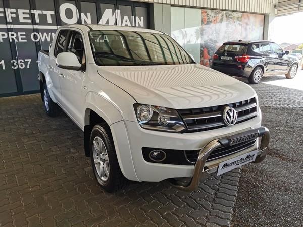 2012 Volkswagen Amarok 2.0 Bitdi Highline 120kw Dc Pu  Eastern Cape Port Elizabeth_0