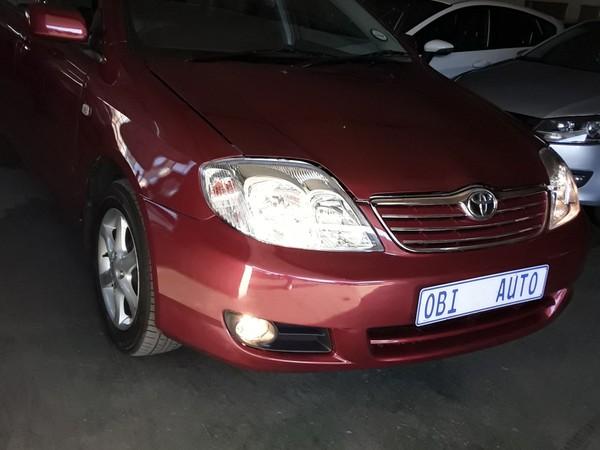 2007 Toyota Corolla 140i  Gauteng Johannesburg_0