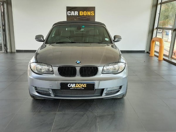 2011 BMW 1 Series 125i Convertible At  Gauteng Roodepoort_0