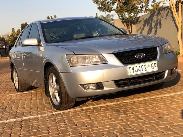 2006 Hyundai Sonata 2.4 Gls At  Gauteng Pretoria_0