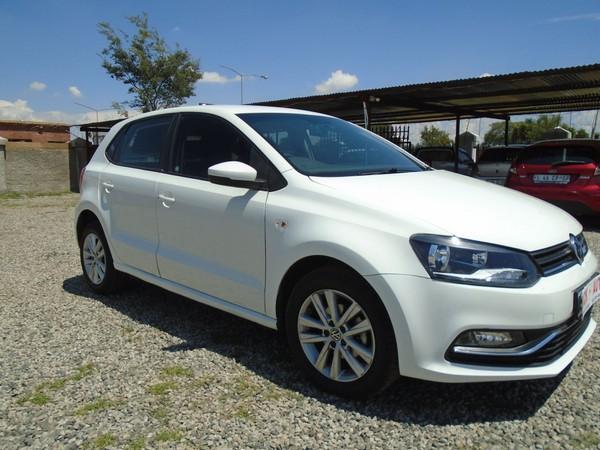 2020 Volkswagen Polo Vivo 1.4 Trendline 5-Door Gauteng Kempton Park_0