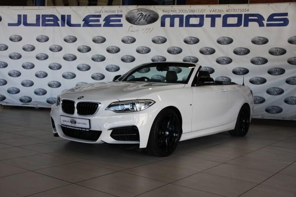 2015 BMW 2 Series M235i Auto Gauteng Springs_0