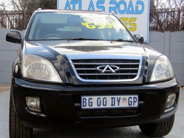 2011 Chery Tiggo 1.6 Tx  Gauteng Benoni_0