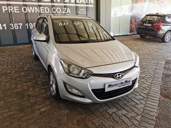 2013 Hyundai i20 1.4D Glide Eastern Cape Port Elizabeth_0