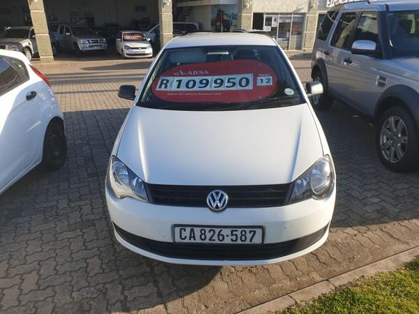 2012 Volkswagen Polo Vivo 1.4 Trendline 5Dr Western Cape George_0