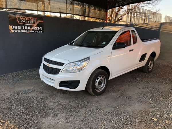 2015 Chevrolet Corsa Utility 1.4 Ac Pu Sc  North West Province Rustenburg_0
