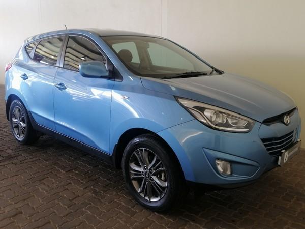 2014 Hyundai iX35 2.0 Premium Kwazulu Natal Kokstad_0