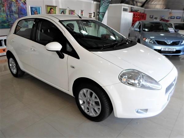 2010 Fiat Punto 1.4 Emotion 5dr  Western Cape Knysna_0
