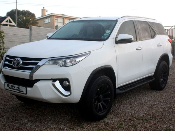2019 Toyota Fortuner 2.4GD-6 RB Auto Western Cape Mossel Bay_0