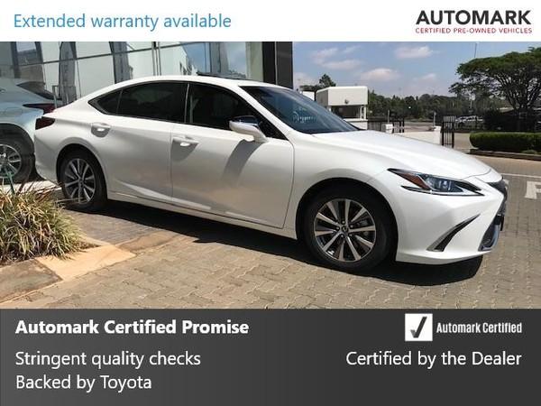 2019 Lexus ES 250 EX Western Cape Cape Town_0