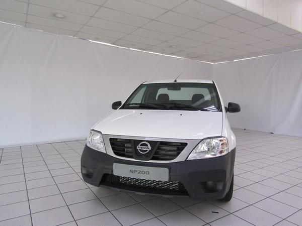 2020 Nissan NP200 1.5 Dci  Ac Safety Pack Pu Sc  Western Cape Milnerton_0