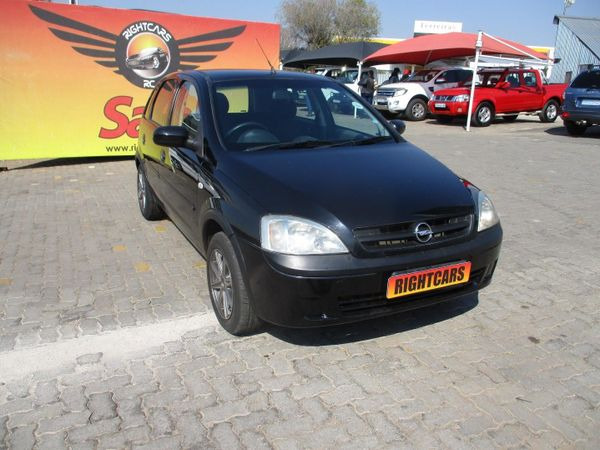 2005 Opel Corsa 1.4i Club  Gauteng North Riding_0