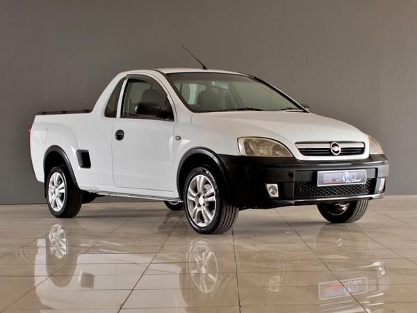 2011 Opel Corsa Utility 1.4 Club PU SC Gauteng Nigel_0
