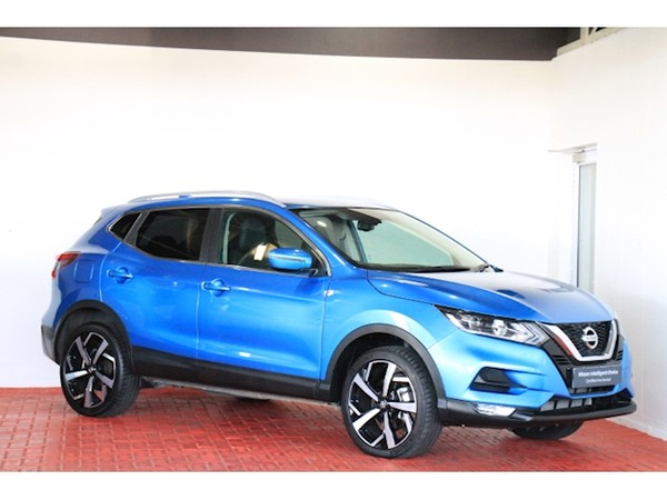 2019 Nissan Qashqai 1.5 dCi Acenta plus Western Cape Bellville_0