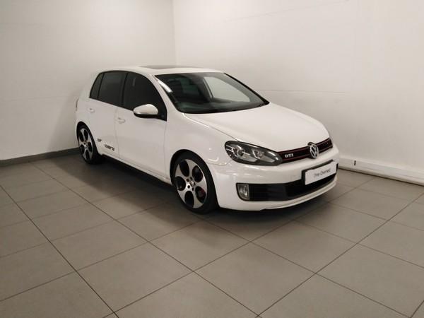 2012 Volkswagen Golf Vi Gti 2.0 Tsi Dsg  Gauteng Midrand_0