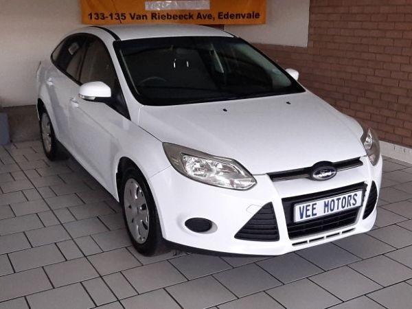 2014 Ford Focus 1.6 Ti Vct Ambiente 5dr  Gauteng Edenvale_0