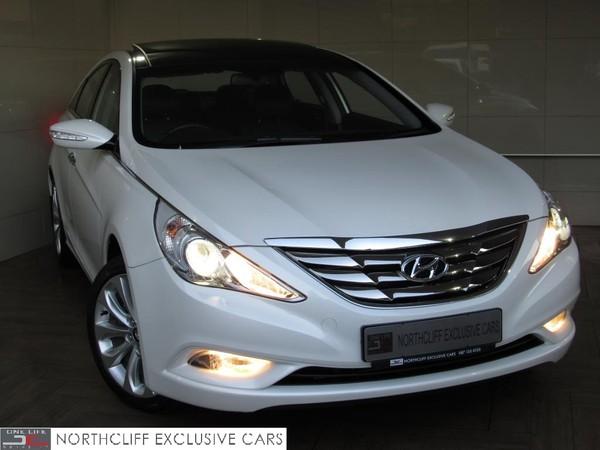 2012 Hyundai Sonata 2.4 Gls At  Gauteng Randburg_0