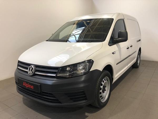 2018 Volkswagen Caddy MAXI 2.0TDi 81KW FC PV Kwazulu Natal Pinetown_0