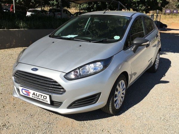 2014 Ford Fiesta 1.6 Tdci Trend 5dr  Mpumalanga White River_0