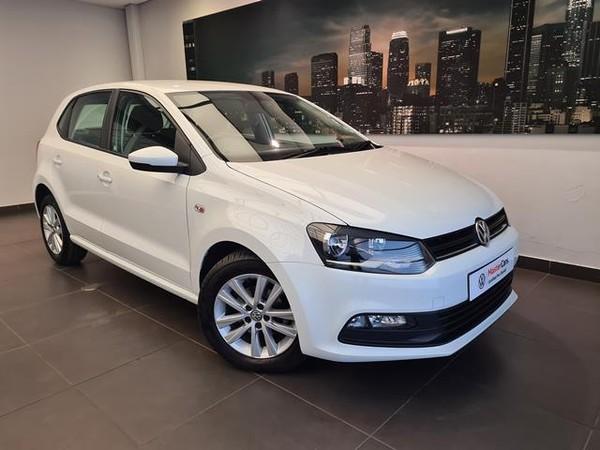 2019 Volkswagen Polo Vivo 1.4 Comfortline 5-Door Free State Bloemfontein_0