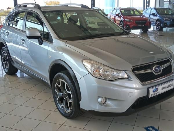 2014 Subaru XV 2.0 Lineartronic  Gauteng Randburg_0