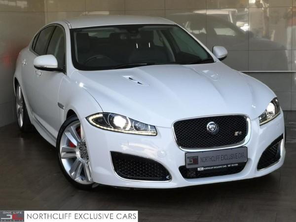 2012 Jaguar XFR XFR 5.0 V8 SUPERCHARGED AUTO Gauteng Randburg_0