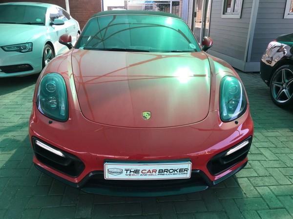 2015 Porsche Boxster GTS PDK 981 Gauteng Centurion_0