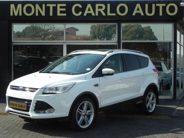 2014 Ford Kuga 1.6 Ecoboost Titanium AWD Auto Gauteng Sandton_0