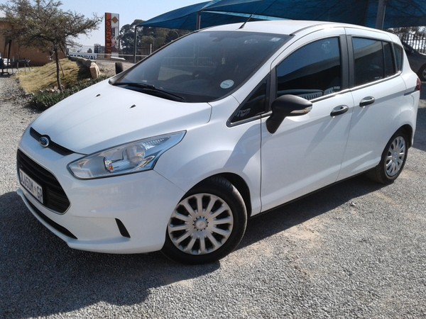 2016 Ford B-Max 1.0 Ecoboost Ambiente Gauteng Roodepoort_0
