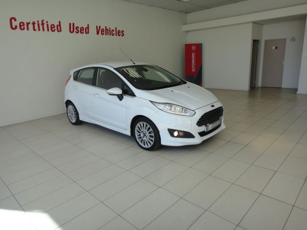 2016 Ford Fiesta 1.0 Ecoboost Titanium 5dr  Western Cape Ceres_0
