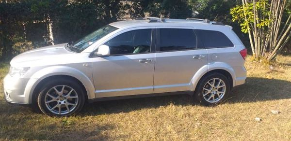 2012 Dodge Journey 3.6 V6 Rt At  Kwazulu Natal Westville_0
