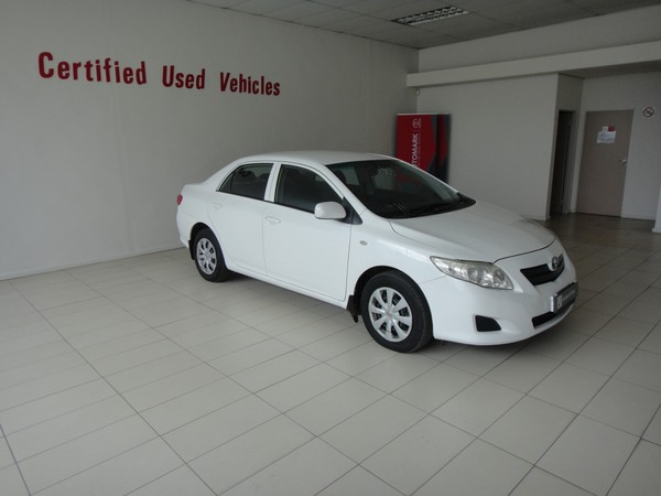 2009 Toyota Corolla 1.6 Professional  Western Cape Ceres_0