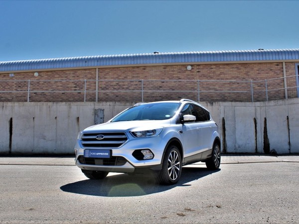 2020 Ford Kuga 1.5 TDCi Trend Western Cape Mossel Bay_0