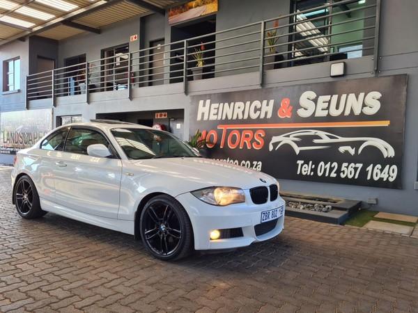 2010 BMW 1 Series 120d Coupe At  Gauteng Pretoria_0