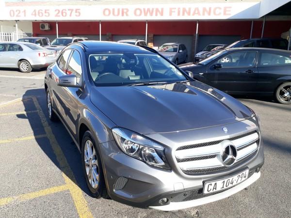 2014 Mercedes-Benz GLA-Class 200 CDI Auto Western Cape Cape Town_0