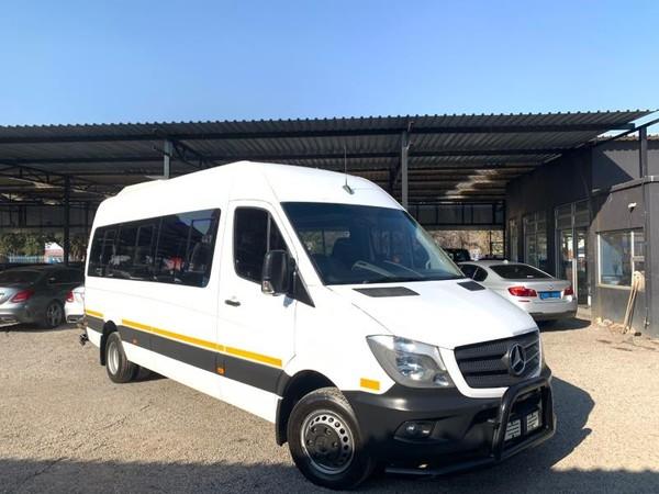 2016 Mercedes-Benz Sprinter 519 CDI XL FC Panel Van Gauteng Vereeniging_0