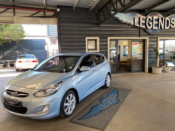 2014 Hyundai Accent 1.6  Western Cape Strand_0