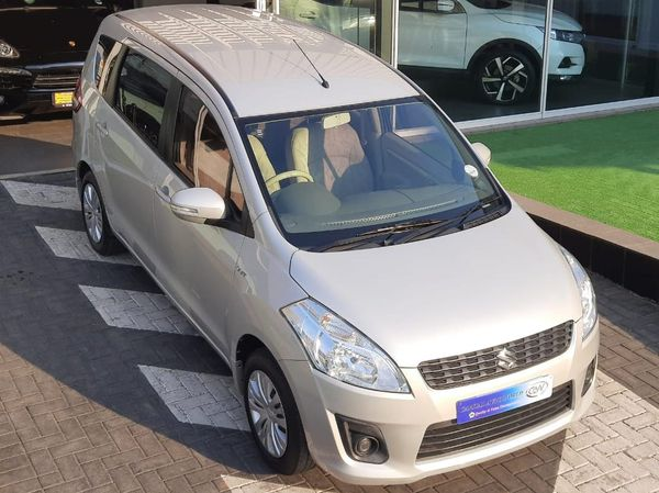2015 Suzuki Ertiga 1.4 GL Gauteng Midrand_0